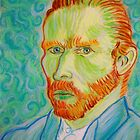 Vincent Van Gogh...  i love this genius by karina73020