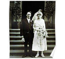 Wedding Day 1918 Poster