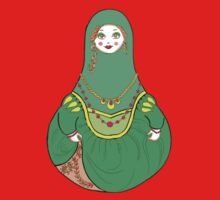 Renaissance Matryoshka Kids Clothes