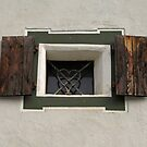 A Window in Tamsweg, Austria by Lee d'Entremont