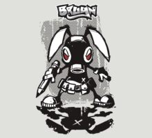 Bruyn - Graf 06 - Draw! RVB Rabbit by Craig Bruyn