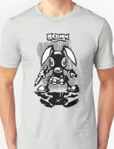 Bruyn - Graf 06 - Draw! RVB Rabbit T-Shirt