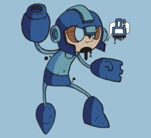 Blue Bomber by 8bitcore