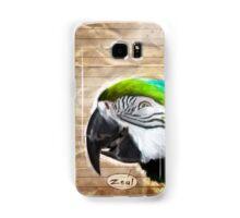 Bird Notes: Zeal! Samsung Galaxy Case/Skin