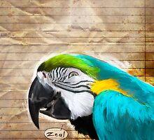 Bird Notes: Zeal! by Aaron LeMay