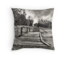 Golden Valley Tree Park #4, Balingup, Western Australia Throw Pillow