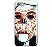 HALLOWEEN GEEVES, THE CARETAKER  iPhone Case/Skin