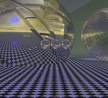 Cubed Spacewarp DCHD by Sazzart