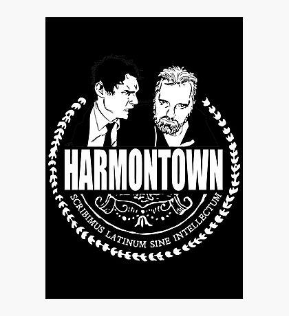 Harmontown Photographic Print