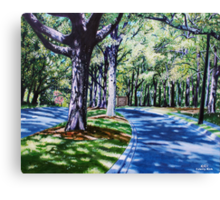'Giverny' Canvas Print