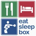 Eat Sleep Box by EatSleep