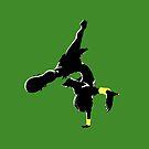 Chie Satonaka (P4: Dancing All Night) by RobsteinOne