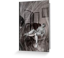Gothic Photography Series 195 Greeting Card