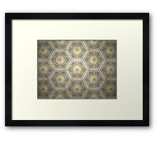 Kaleidoscope 1 Framed Print