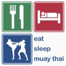 Eat Sleep Muay Thai by EatSleep