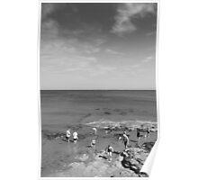 Goodrington Beach - Torbay - UK 4 Poster