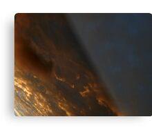 October Sunset (2403) Metal Print
