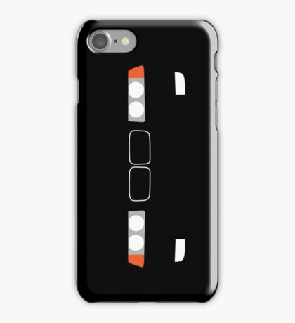 E36 Kidney grill and headlights iPhone Case/Skin