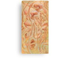Alternative Flow, primordial abstraction 1 Canvas Print