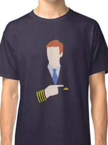 Sir Captain Martin Crieff Classic T-Shirt