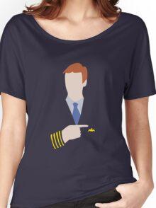 Sir Captain Martin Crieff Women's Relaxed Fit T-Shirt