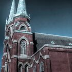 St Joseph Catholic Church by Brian Cole