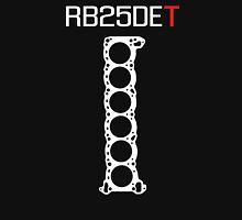 RB25DET Engine Head Gasket design for a dark shirt Unisex T-Shirt