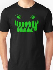 Monster Face, Eat, Beast, T-Shirt