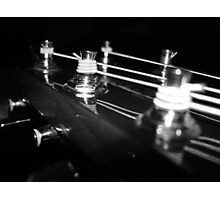 Music Chord Photographic Print