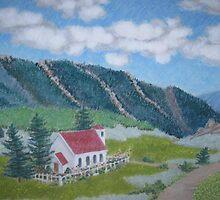 Almost Heaven by Susan Genge
