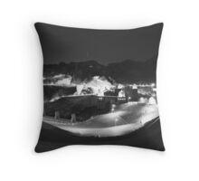 Silent Strength - Hoover Dam Throw Pillow