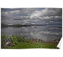 Camusterrach Bay Poster