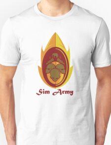 Sim Crest Unisex T-Shirt