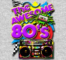 The Awesome 80's Unisex T-Shirt