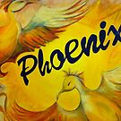 Phoenix Art Work by fernandes90