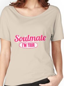Soulmate Women's Relaxed Fit T-Shirt