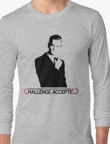 Challenge Accepted Long Sleeve T-Shirt