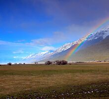 Glenorchy, New Zealand. by Cameron B