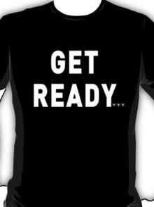 Get Ready Wrestlemania T-Shirt