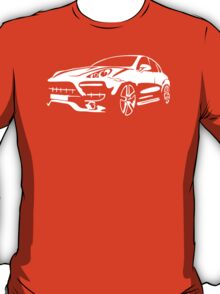 Porsche Cayenne 955 Tuning Car SUV Facelift 4x4 Turbo T-Shirt