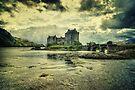 Eilean Donan by Chris Cherry