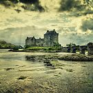 Eilean Donan by Chris Cherry