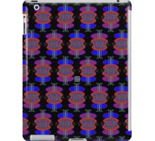 """""""Magnetic Flux - RED""""© iPad Case/Skin"""