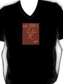 Stickman maroon T-Shirt