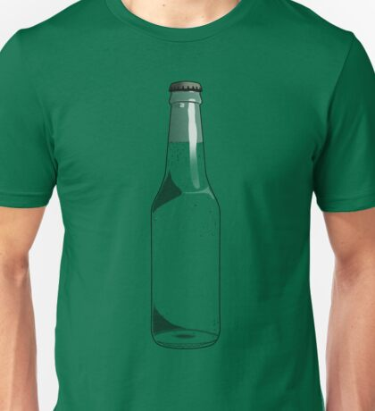 glass bottle Unisex T-Shirt