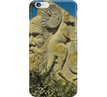An Icon Carving iPhone Case/Skin