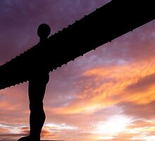 Angel of the North by Danielle Chappell-Hall
