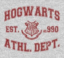 Hogwarts Athletics by StevePhoenix
