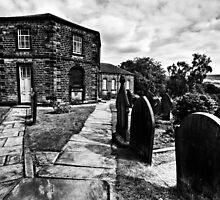 Methodist Chapel, Heptonstall by inkedsandra