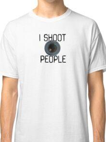 Portrait Photographer's Shirt Classic T-Shirt